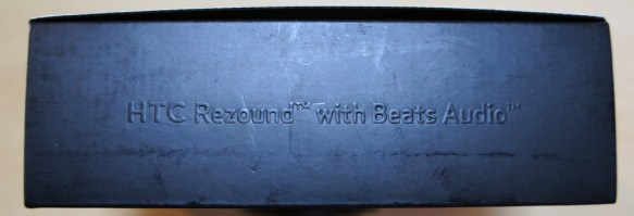 HTC Rezound Box