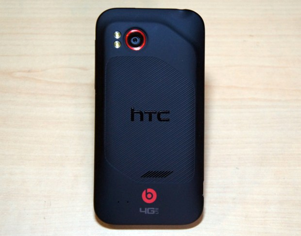 HTC Rezound Back