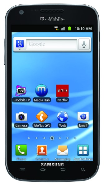 Samsung Galaxy S II T Mobile with HSPA+42