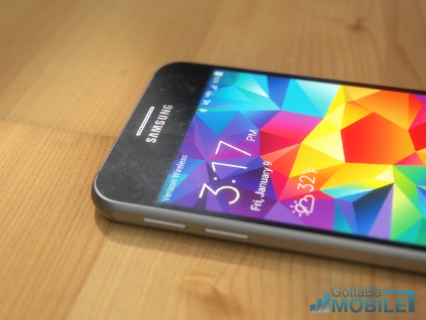 Expect a fast Galaxy S6 release date.