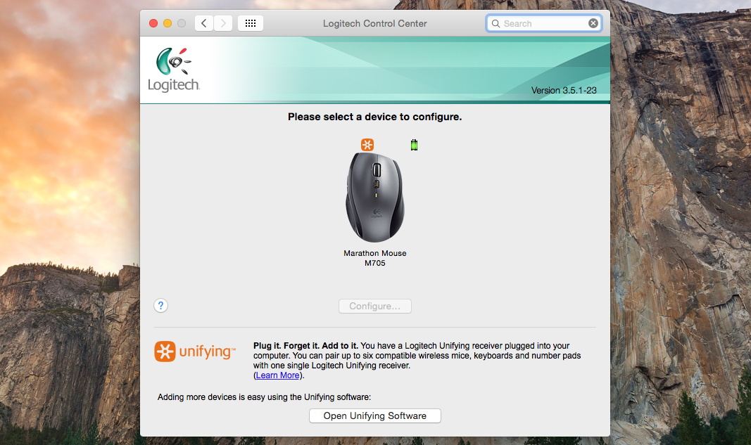 How To Use Logitech Keyboards Mice With Os X Yosemite