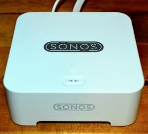 Sonos PLAY:3 Review Bridge