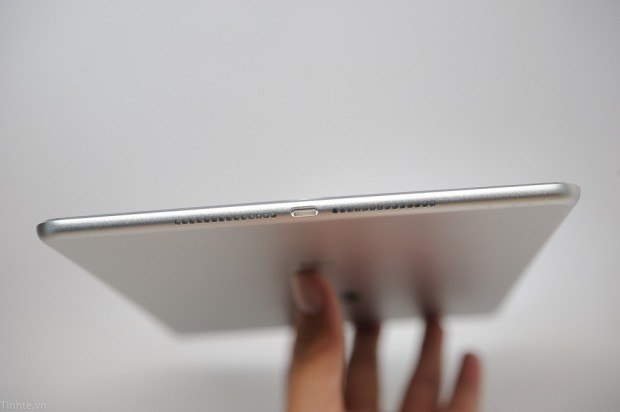 We may see a thinner iPad Air 2 with a refined design. Image via tinhte.vn