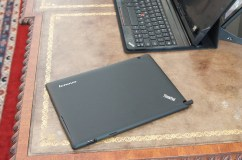 ThinkPad Android Tablet Rear with Pen Dock