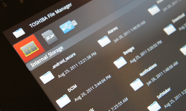 Thrive File Manager