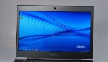 Toshiba Portege z830 Display