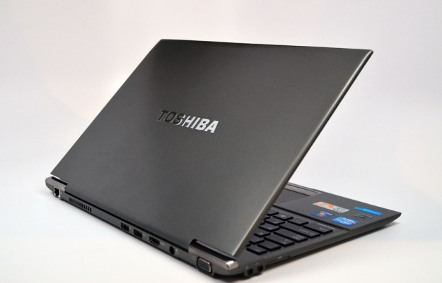 Toshiba Portege z830 Profile