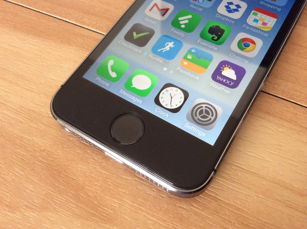 iPhone 6s Touch ID