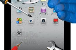 Tweaking iPad 2
