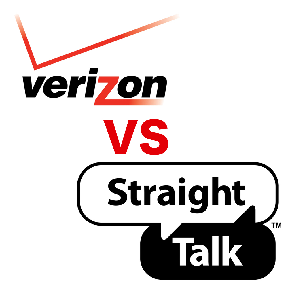 Verizon vs Straight Talk Comparison