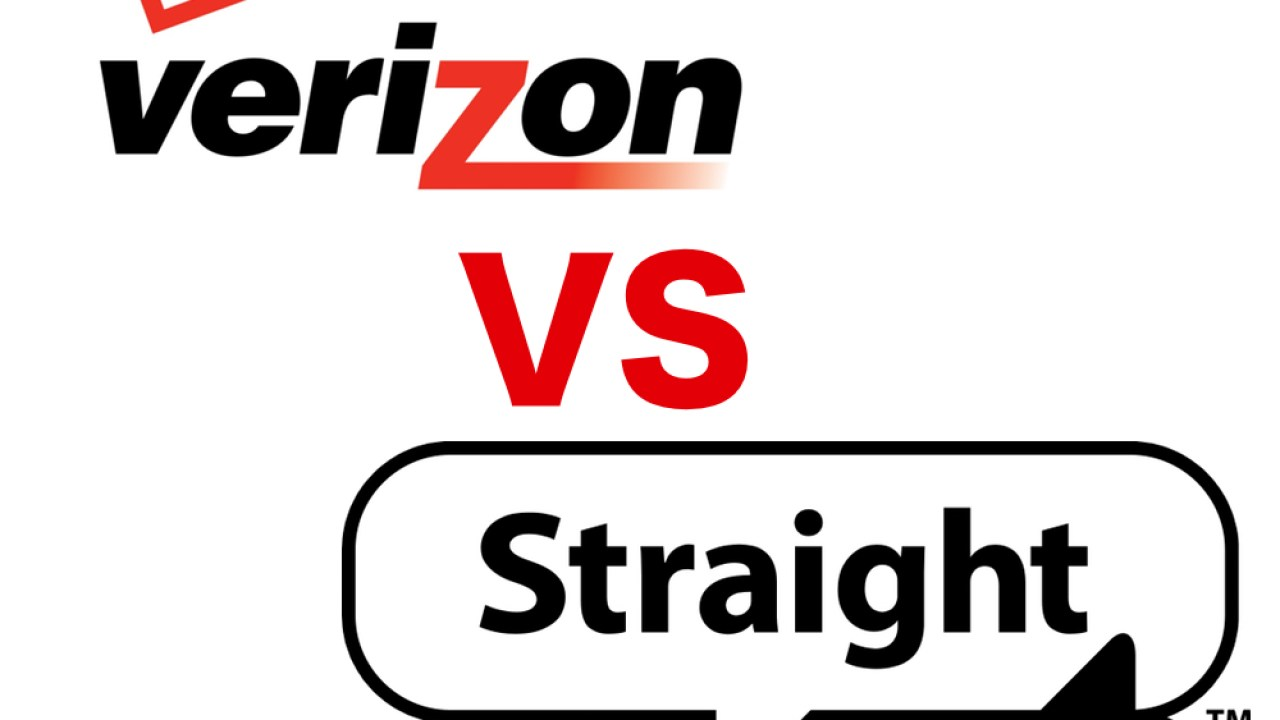 Verizon vs Straight Talk Comparison (2018)