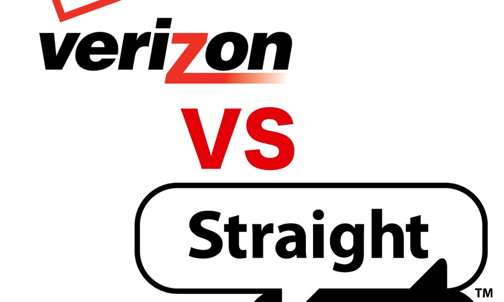 can you hook up a verizon phone to straight talk
