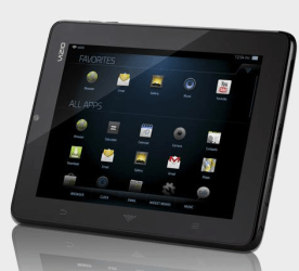 Vizio Android Tablet