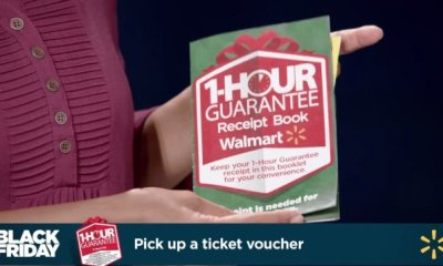 What to do if you run into Walmart Black Friday 1 Hour guarantee problems.
