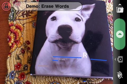 WordLensErase