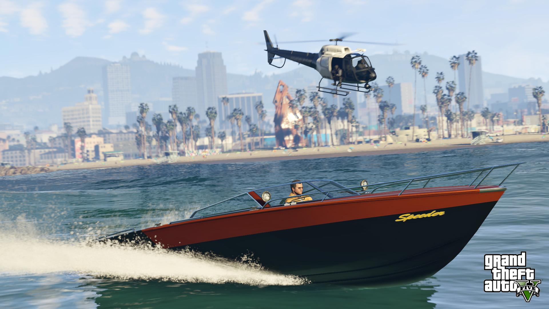 Xbox One & PS4 GTA 5 Cheats