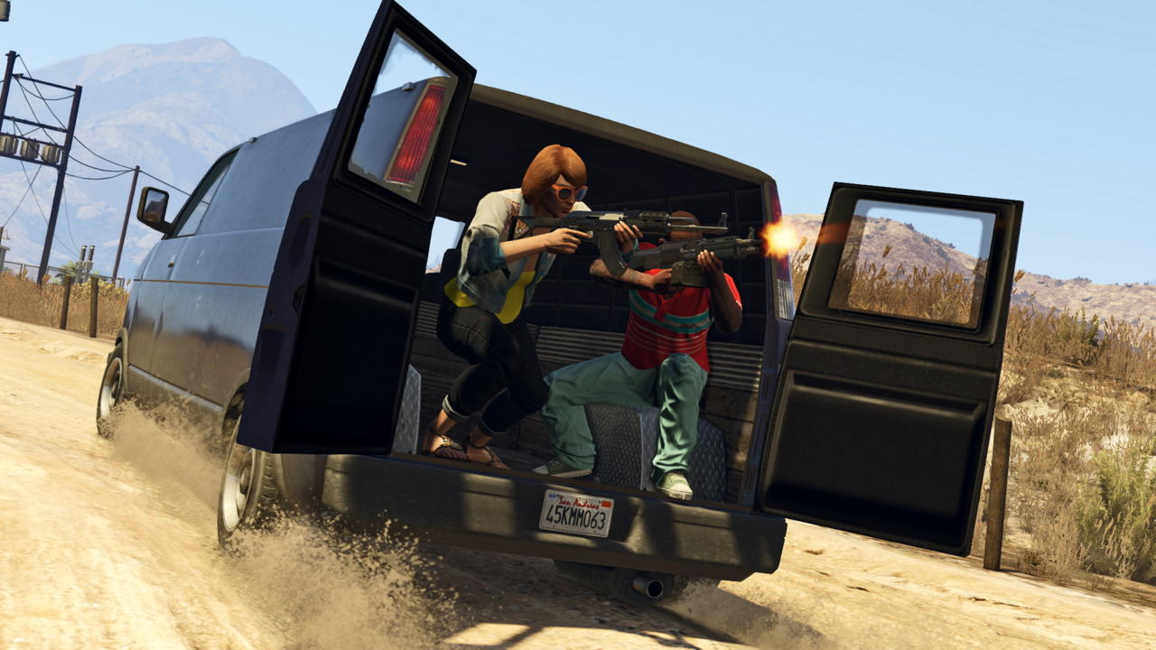 Xbox One & PS4 GTA 5 Deal Cuts Price by $30