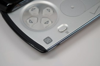 Xperia Play D pad