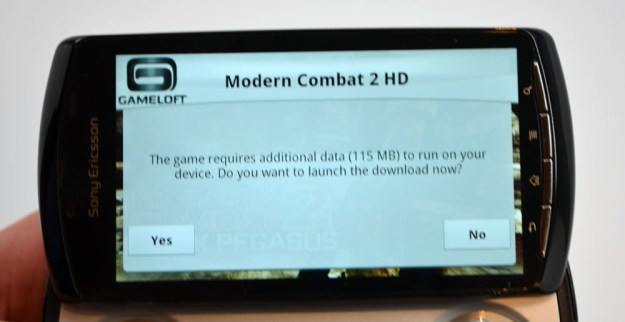 Xperia Play WiFi Download