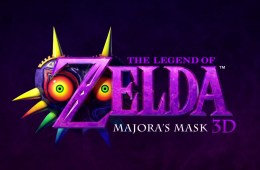 Watch a new The Legend of Zelda: Majora's Mask 3D release announcement.