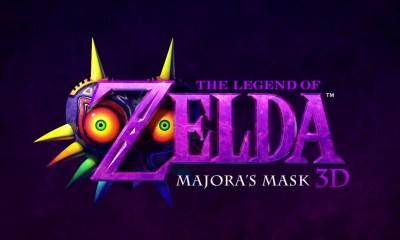 Watch a new The Legend of Zelda: Majora's Mask 3D release announcement.