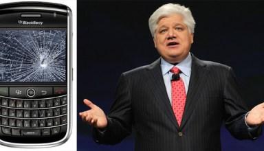 BlackBerry faithful abandoning RIM