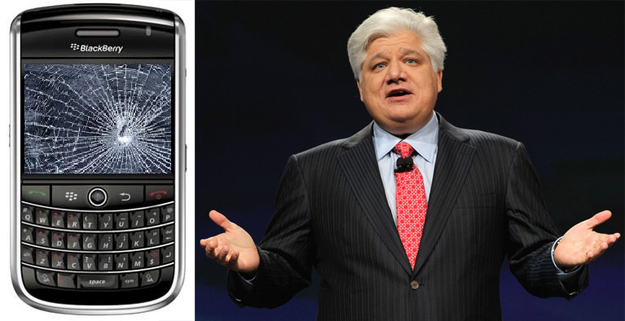 BlackBerry faithful abandoning RIM