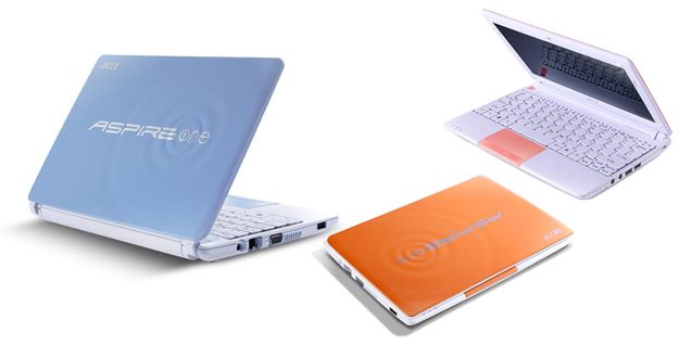Acer Aspire Happy 2 netbook