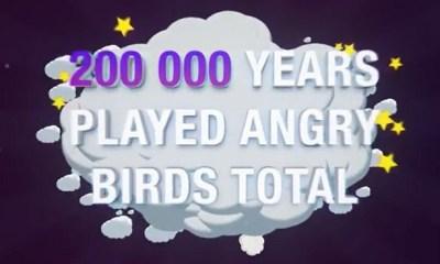 Angry Birds Surpasses half a billion downloads