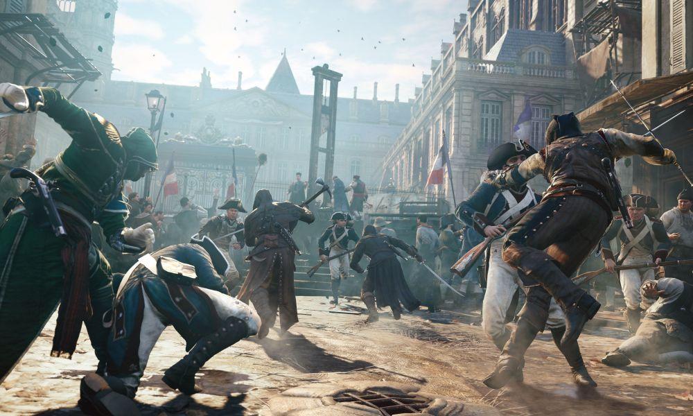 3 Key Assassin's Creed Unity Tips