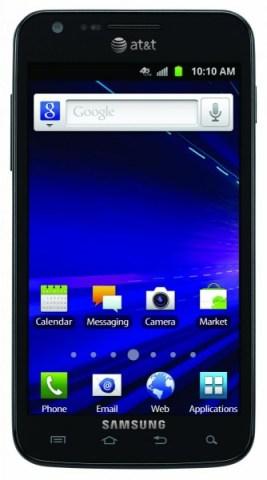 AT&T Galaxy S II Skyrocket