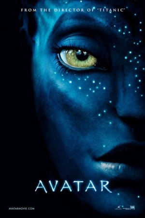 Avatar creative movie posters