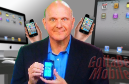 ballmer oblivious to iOS
