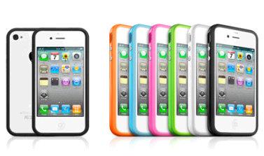 iPhone 4 Bumper Case