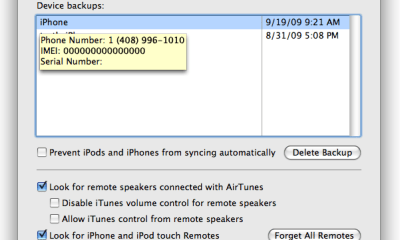 delete iPhone backups