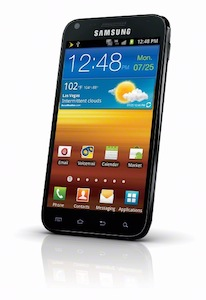 Galaxy S II Epic 4G Touch