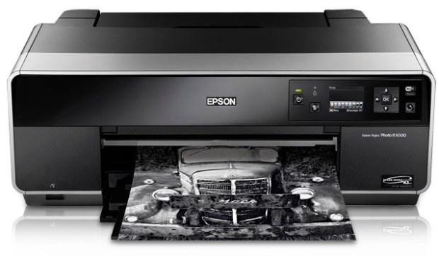 Epson Stylus R3000 Wide Format Photo Printer
