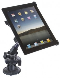Fat Gecko iPad Mount