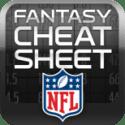 NFL Fantasy Cheat Sheet 2011 App Icon