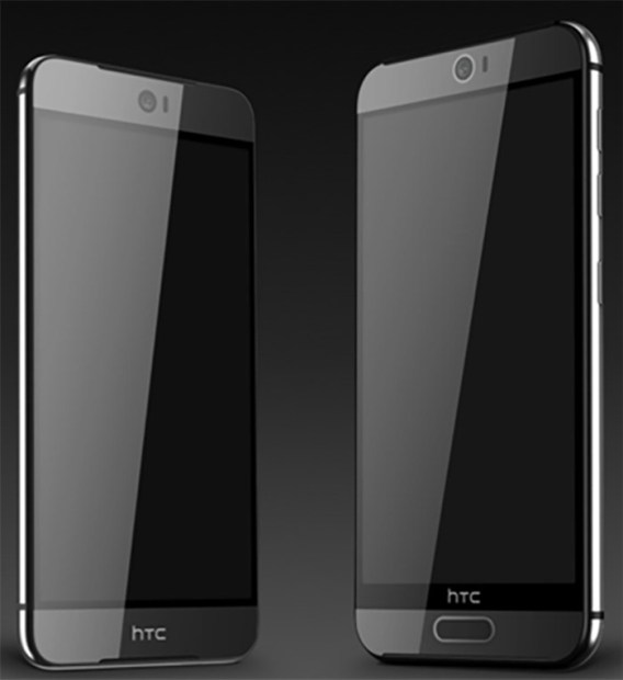 HTC One M9 (left) vs HTC One Max/Plus (right)