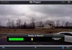 iMovie Record from iPad 2 Mic iPad 2 Review