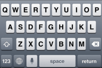 iOS 5 speech to text
