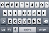 iOS 5 speech to text