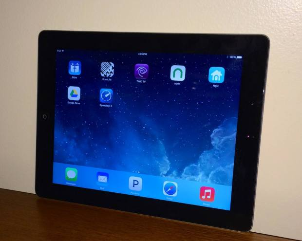 Read our early iOS 8.1.3 review on the iPad 3.