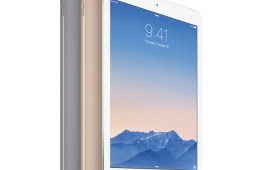The iPad Air 2 LTE release arrives in stores.