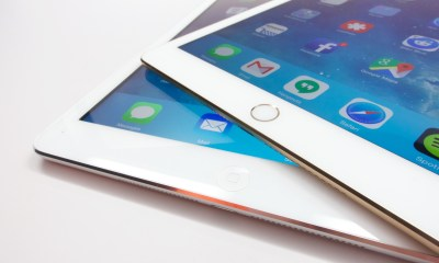 Touch ID is a small, but amazing feature on the iPad Air 2.