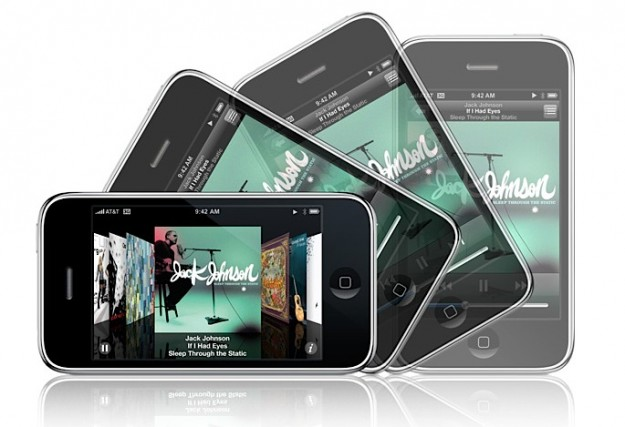 iPhone 3G announced