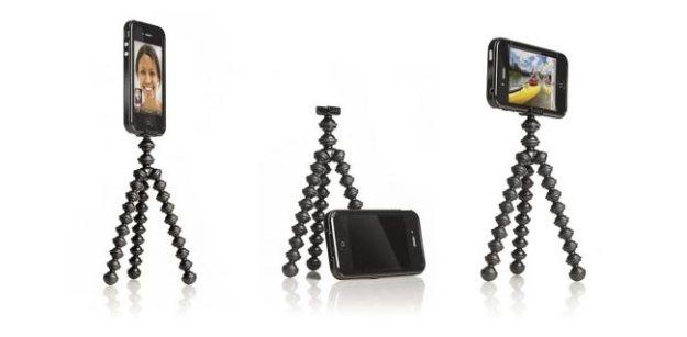 iPhone 4 Tripod Gorilla Pod