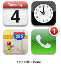 iPhone 5 event Apple
