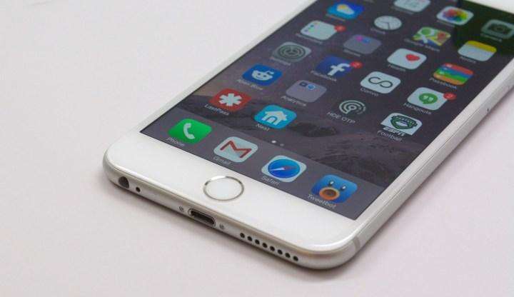 Update your apps to fix iPhone 6 Plus app crashes.